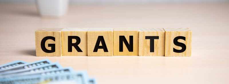 Call for 2021 grant applications open now!